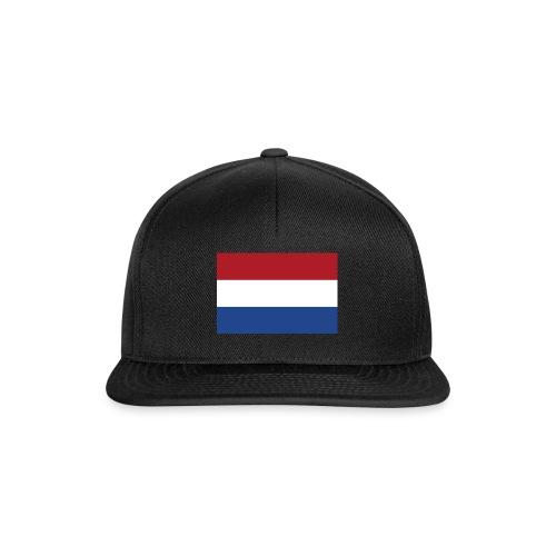 Dutch Flag - Snapback cap