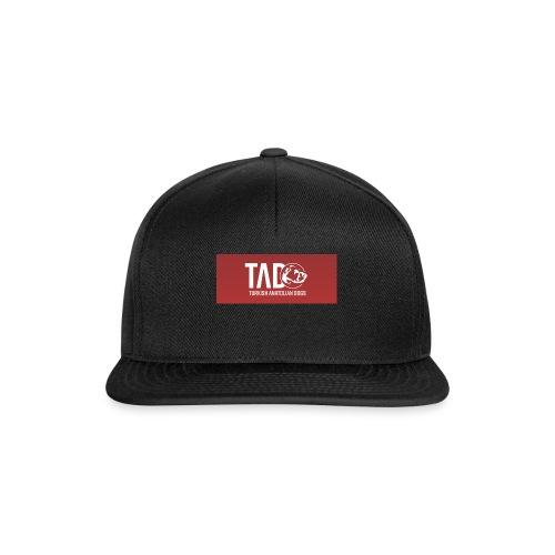 Voorbeeld tad - Snapback Cap