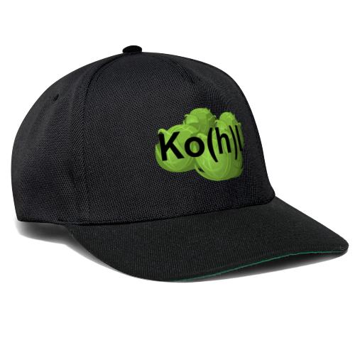 Ko(h)l - Snapback Cap