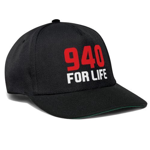 940forlife - Snapbackkeps