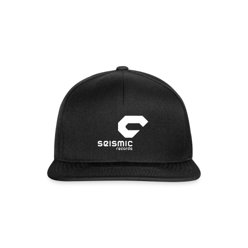 Seismic Records - Snapback Cap