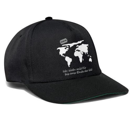 Ich zieh mit Dir bis ans Ende der Welt Pepp Speed - Snapback Cap