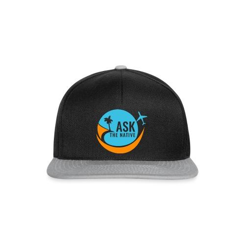 Ask the Native Original Logo - Snapback cap