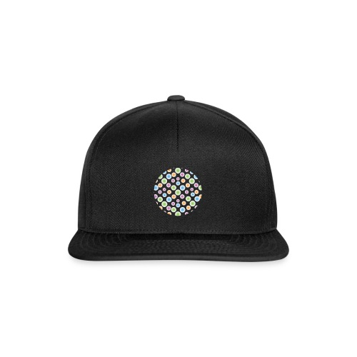 dots - Snapback Cap
