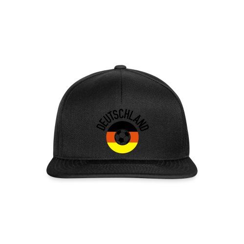 Deutschland01WM2018 - Snapback Cap