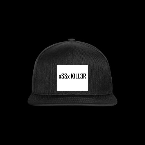 xSSx K1LL3R - Snapback Cap