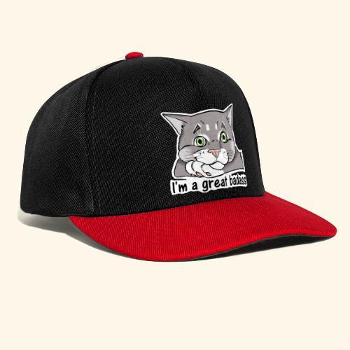 Nice Dogs CATS - Snapback Cap