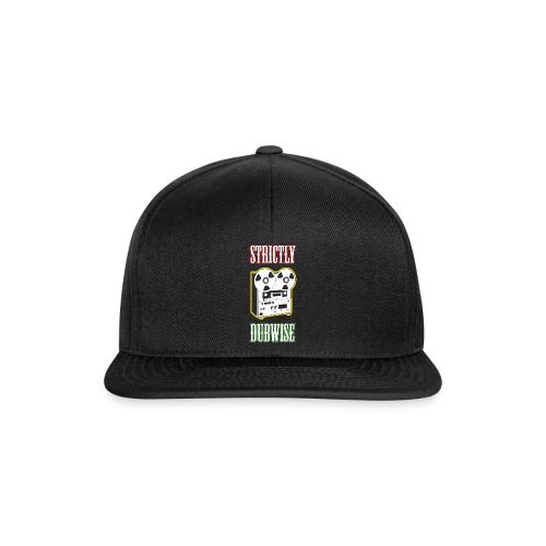 Strictly Dubwise - Snapback Cap
