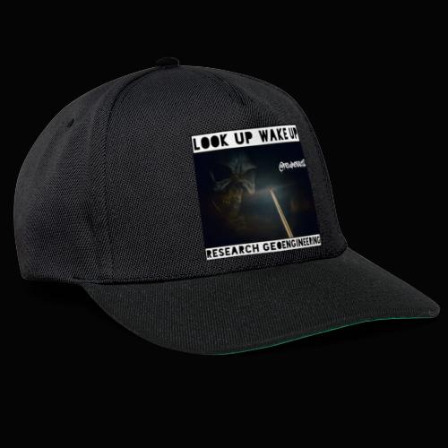 Look Up!! Wake Up!! 2 Truth T-Shirts! #Climate - Snapback Cap