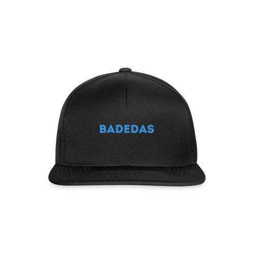 BADEDAS - Snapback Cap