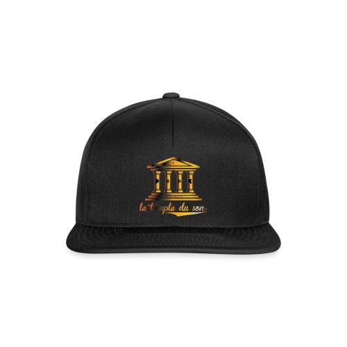 LTDS Logo Gold Edit - Casquette snapback