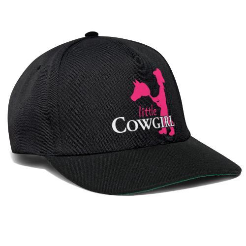 LittleCowgirl W - Snapback Cap