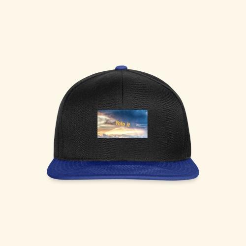My merch - Snapback Cap