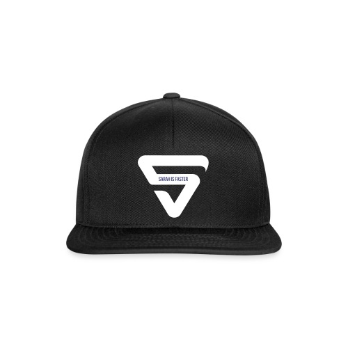 Sarah is Faster - Casquette snapback