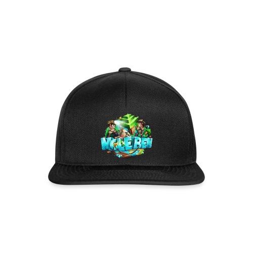 Großes Logo - Snapback Cap