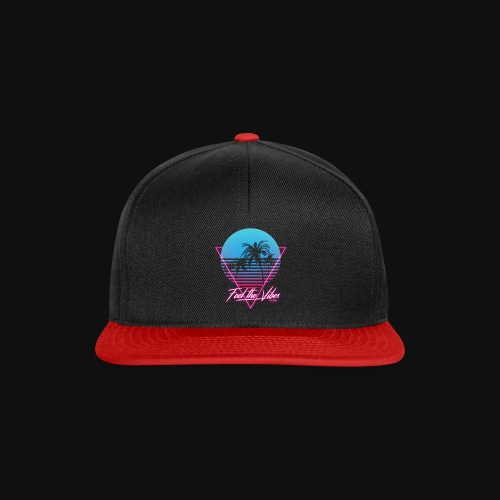 Feel the Vibes - Snapback Cap