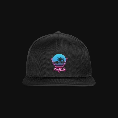 Feel the Vibes - Snapback Cap