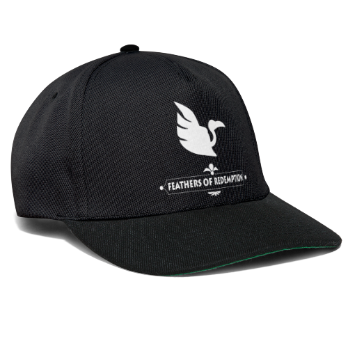Feathers of Redemption - Snapback Cap