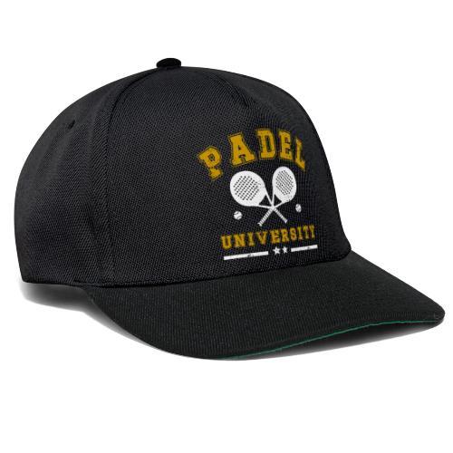 Padel University Vintage - Snapbackkeps