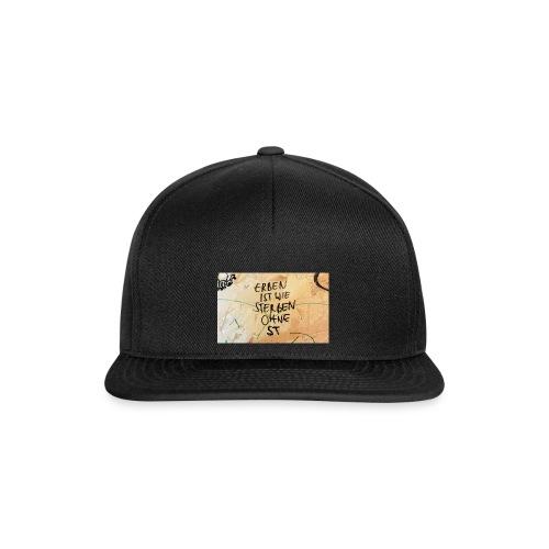 Erben und Sterben - Snapback Cap