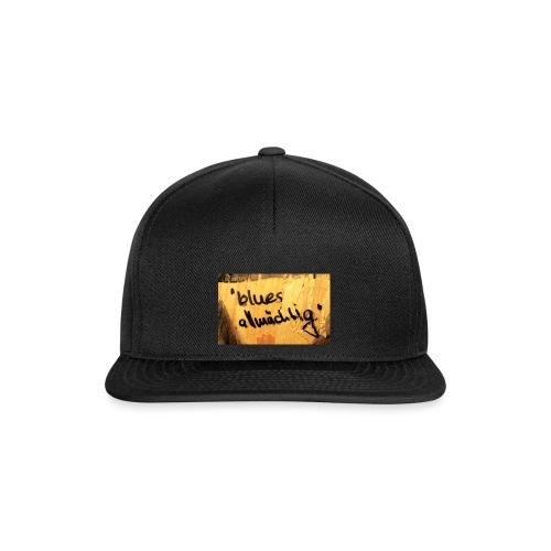 Blues allmächtig - Snapback Cap