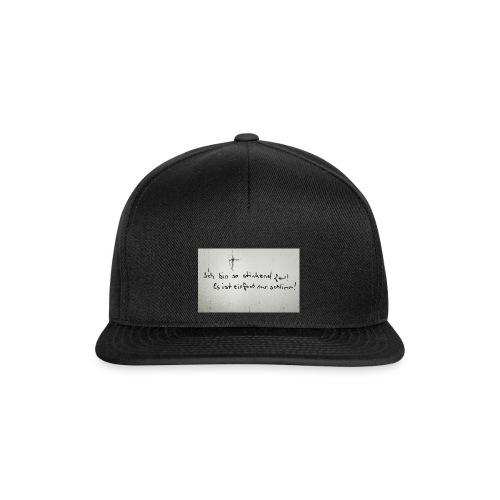 Faul - Snapback Cap