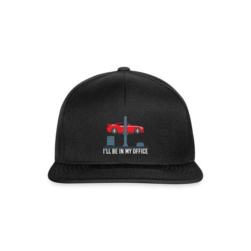 Auto-Schrauber Shirt - Snapback Cap