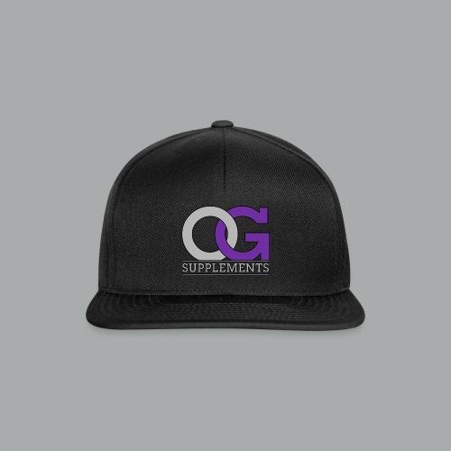 OG LOGO - Snapback Cap