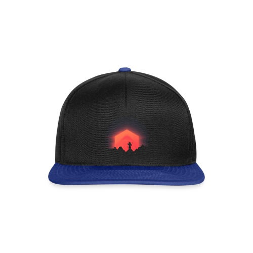 The Nightly Adventure D20 - DnD Dungeons Dragons - Snapback Cap