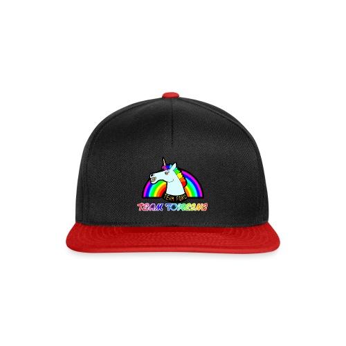Logo officiel de la team forcing - Casquette snapback