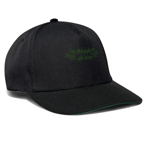 Bloede Dhoine - Snapback Cap
