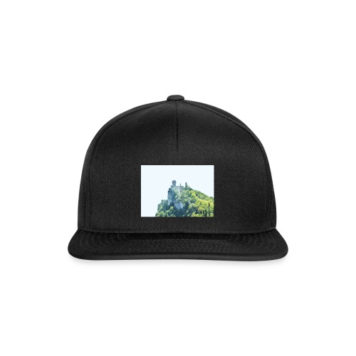 Castle on the hill - Snapback cap