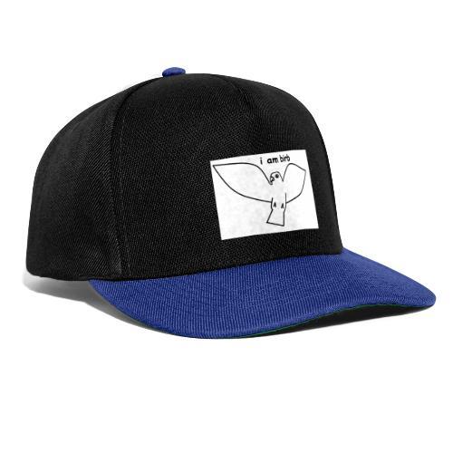 i am birb - Snapback Cap