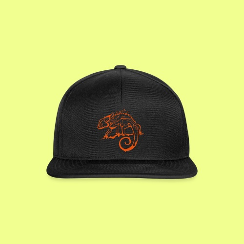 iguana - Gorra Snapback