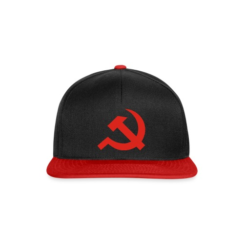 red Hammer and Sickle - Casquette snapback