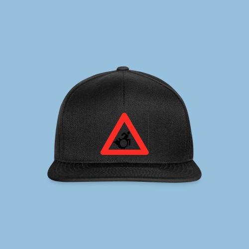 Pasopwheelchair2 - Snapback cap