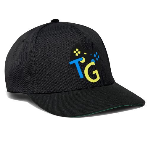 logoTG - Czapka typu snapback