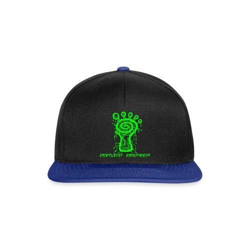 Parvati Records Matrix logo - Snapback Cap
