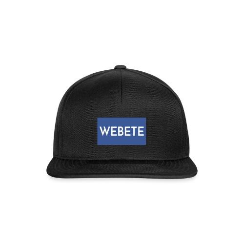 Webete - Snapback Cap