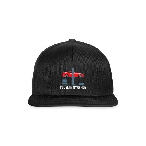 Auto Schrauber Kfz Shirt - Snapback Cap