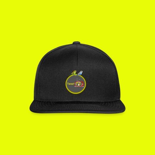logo teew trand 1 png - Snapback cap