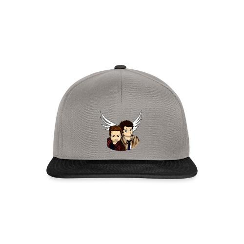 Destiel i farver - Snapback Cap
