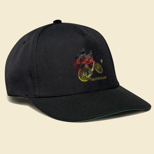 Radball   Deutschland - Snapback Cap