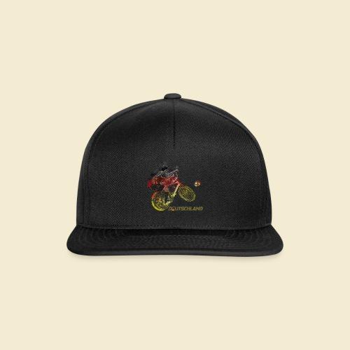 Radball | Deutschland - Snapback Cap