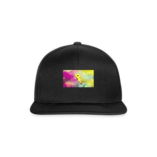 lightning bolt - Snapback Cap
