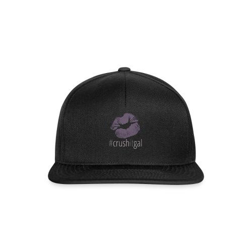 #crushitgal - Snapback Cap