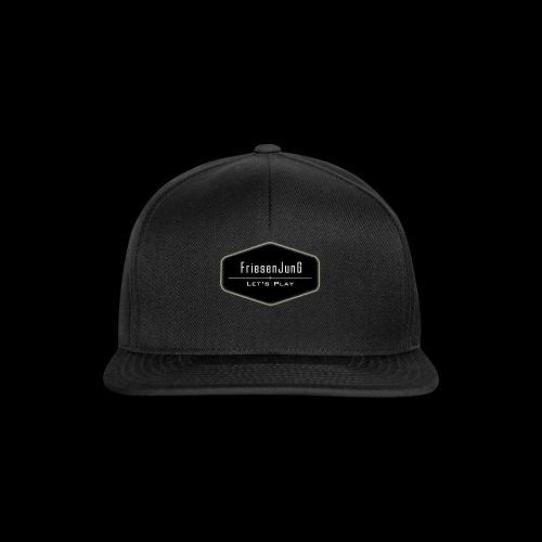 Friesenjung Logo - Snapback Cap