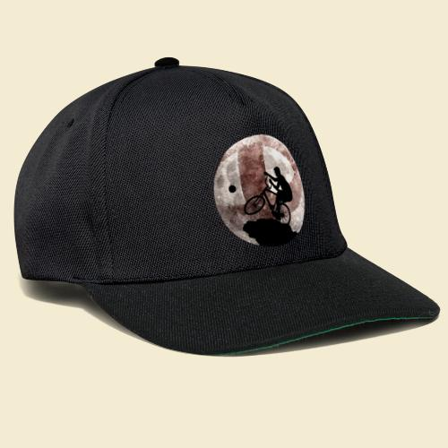 Radball | Cycle Ball Moon - Snapback Cap