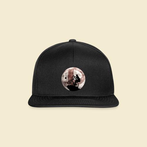Radball | Cycle Ball Moon - Snapback Cap