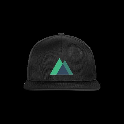 Mountain Logo - Snapback Cap